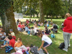 2021-06-29-Sortie au parc Bisso de l'école de Fitilieu