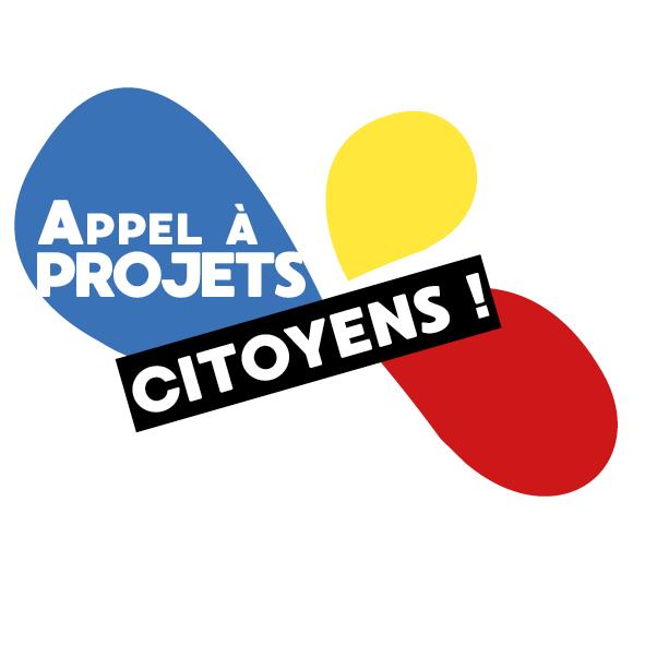 LOGO Appel à projets citoyens Les Abrets en Dauphiné